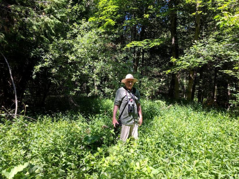 bob in rouge national urban park, toronto, ontario