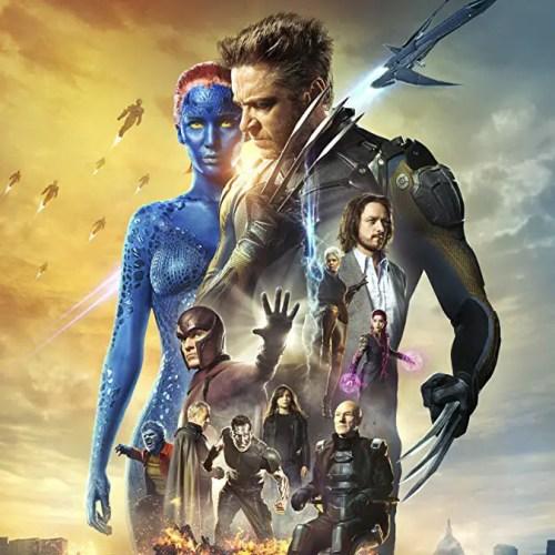 En orden cronológico, X-Men: Days of Future Past es el séptimo episodio de la línea de tiempo del Universo Cinemático X-Men.