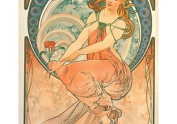 alphonse-mucha-the-arts-painting-1898[1]