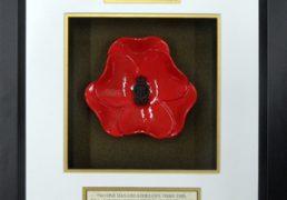 Royal-Army-Ordance-Corps-Ceramic-Framed-Poppy