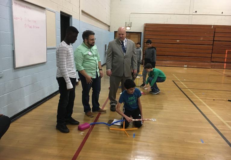 Massachusetts Education Commissioner Framingham City