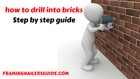 How To Drill Into Brick With A Normal Drill