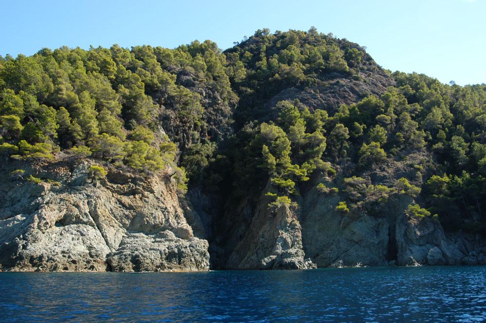 Natura e Paesaggio a Framura in Liguria