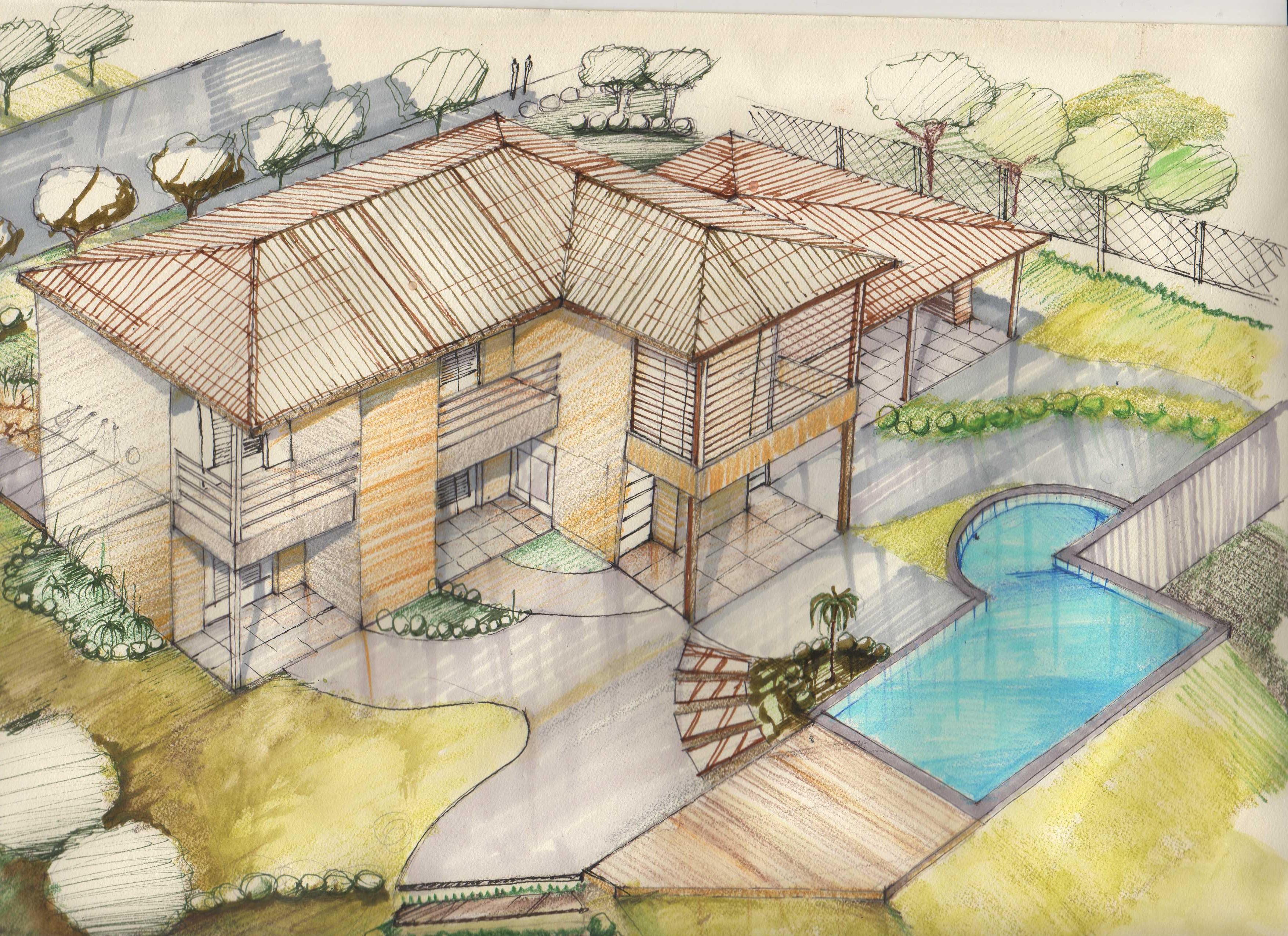 casa de campo  Fran Amaral Interiores