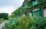 Passeio a Giverny, Casa & Jardins do pintor Claude Monet
