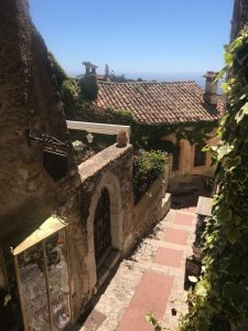 Ride the eze french riviera