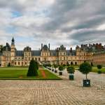 Castle of Fontainebleau and Village of Barbizon