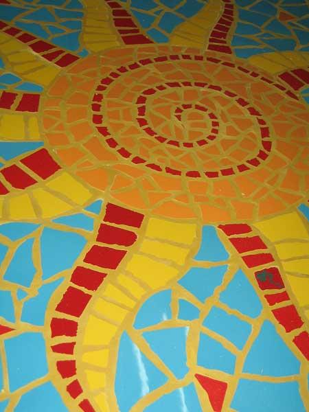 Tables mosaique Decoration d interieur decoration