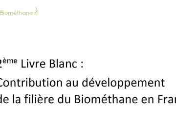 développement biométhane France