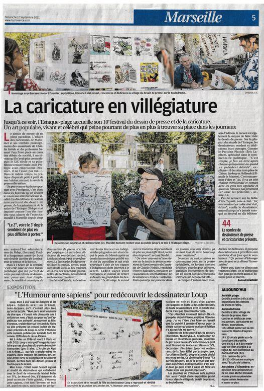France-Cartoons se distingue au FIDEP