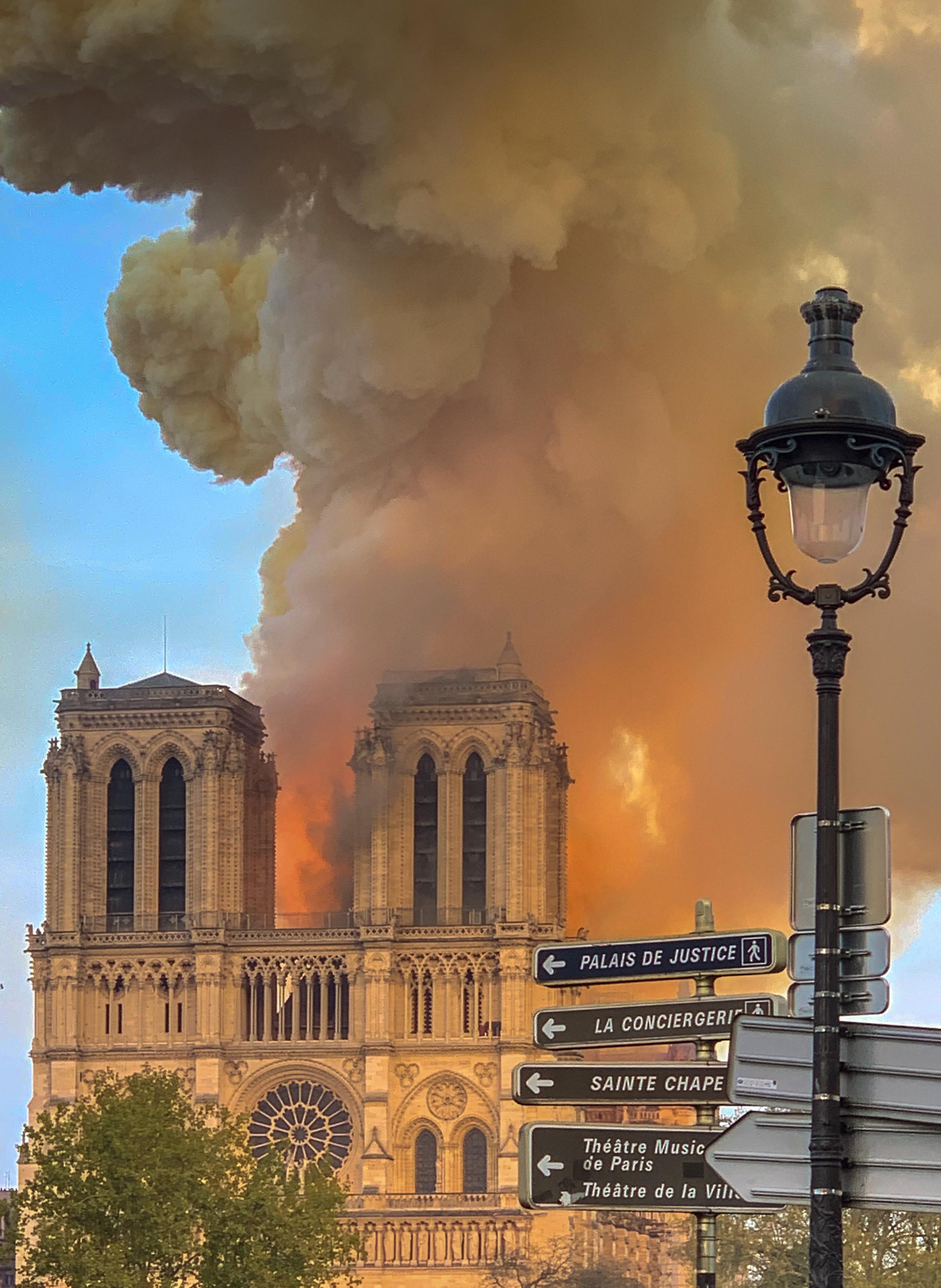 Album Notre Dame De Paris : album, notre, paris, After, Fire:, Notre, Paris, Again, France
