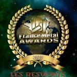 FRANCE METAL AWARDS 2020 –  les résultats