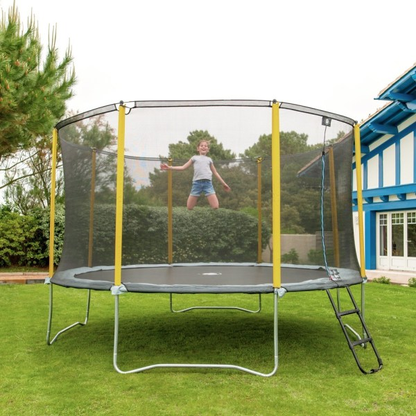 14 Ft Initio Trampoline Enclosure 430
