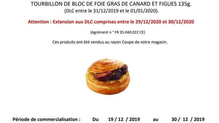 mousse de canard et foie gras des