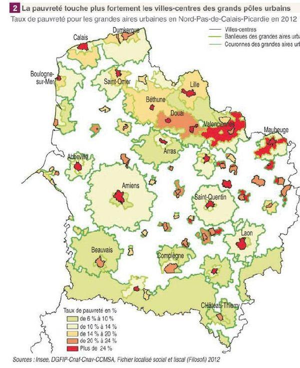 Villes Du Pas De Calais : villes, calais, Pas-de-Calais, Picardie, Pauvreté, Habite, Quartiers, Politique, Ville