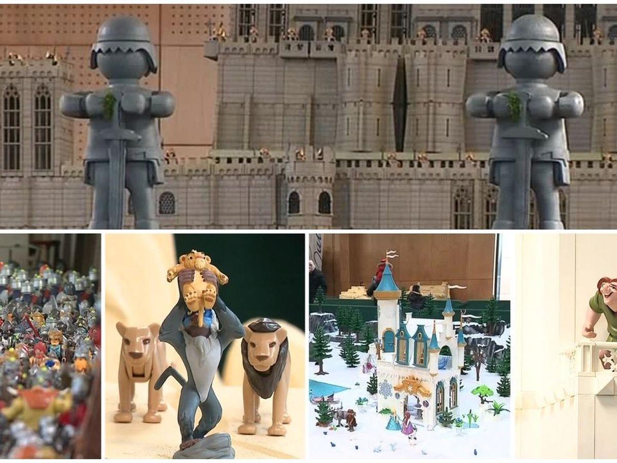 grande exposition playmobil