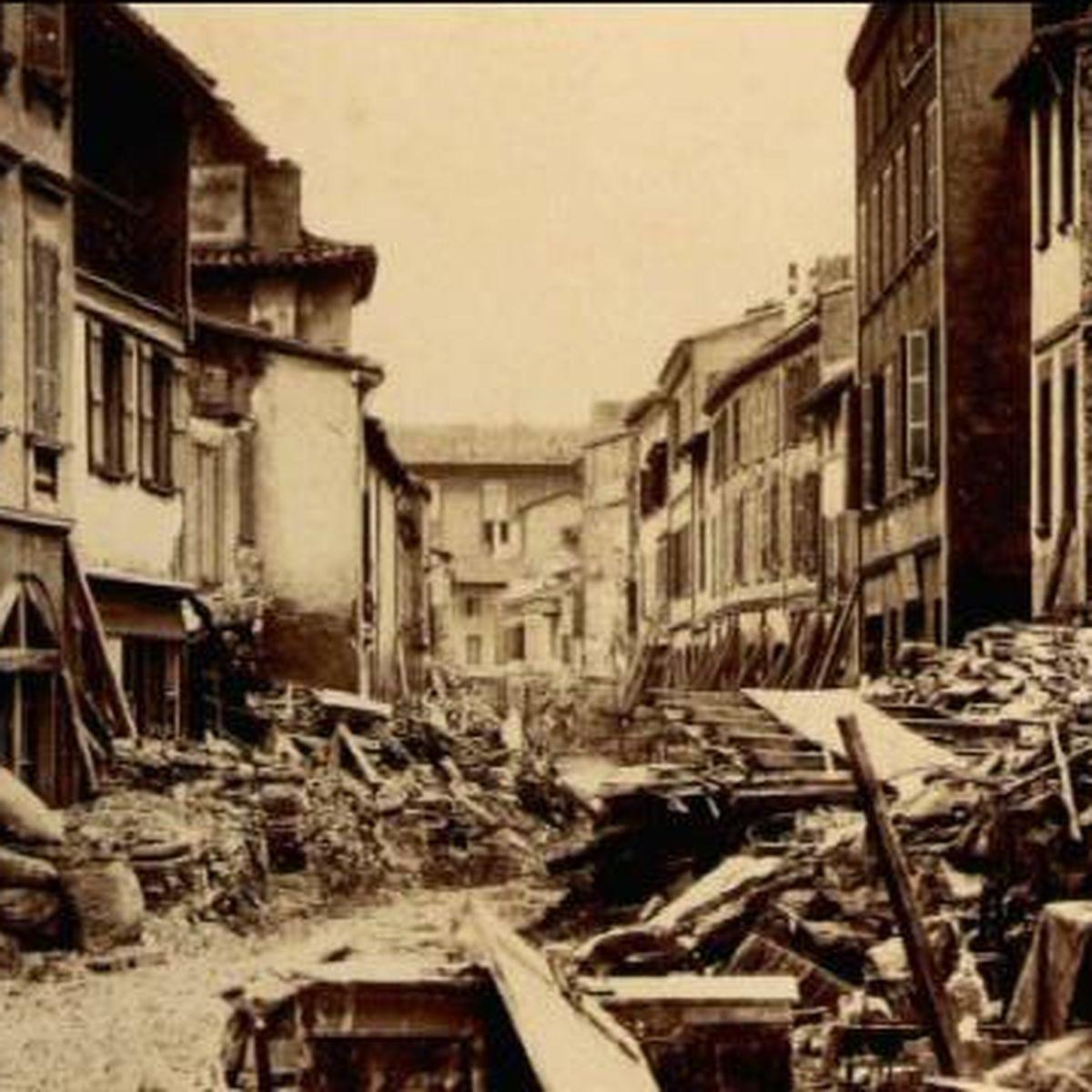 Toulouse Et Son Fleuve Une Histoire D Amour Et De Peur