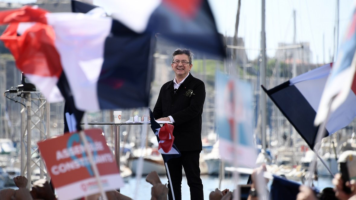Image result for la france insoumise marseillaise