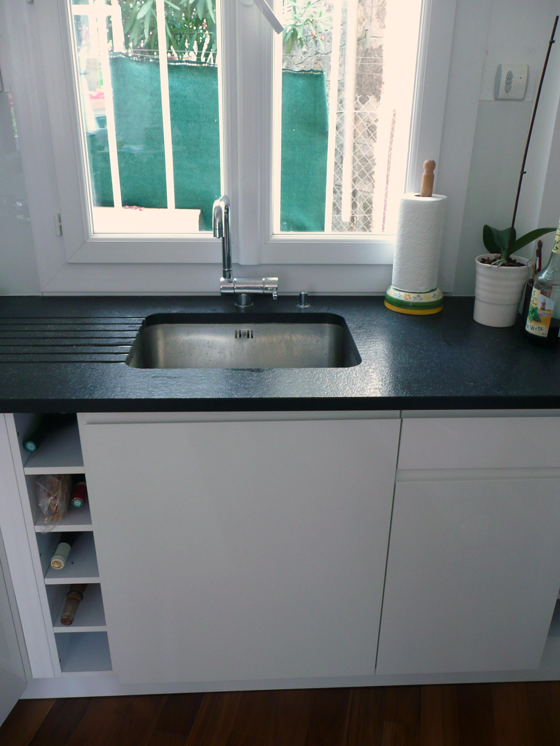 plan de travail cuisine quartz prix