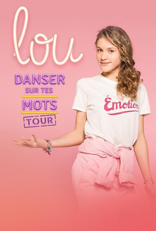 Lou Danser Sur Tes Mots : danser, ESPACE, BACHELET, CARTONNERIE, DAMMARIE, Francebillet