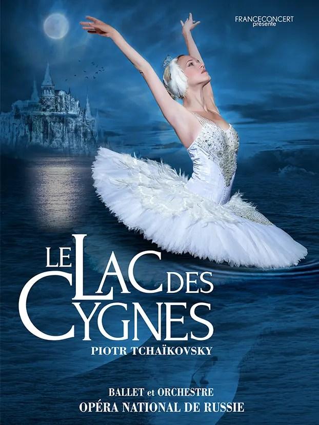 Histoire Le Lac Des Cygnes : histoire, cygnes, CYGNES, Opéra, National, Russie, FRANCECONCERT