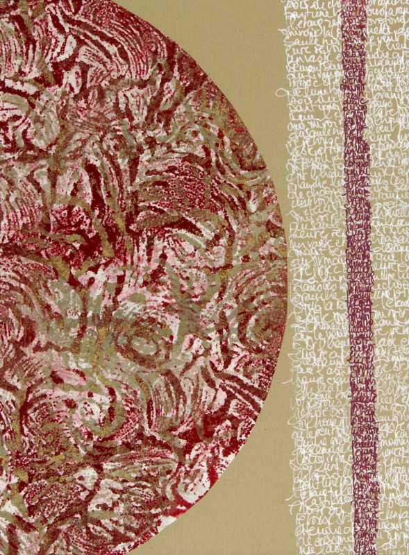 Lune d'Orient 1 40x50