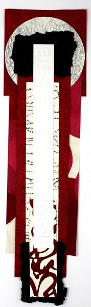 Poésie verticale 2.3 - 74x17