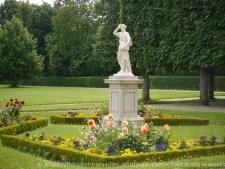 Statue du parc de Champs-sur-Marne