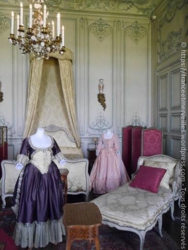 La chambre de Monsieur et de Madame