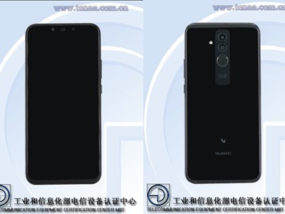 Huawei Mate 20 Lite na stranicama agencije TENAA - Web shop