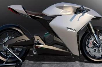 Budućnost je električna i za Ducati