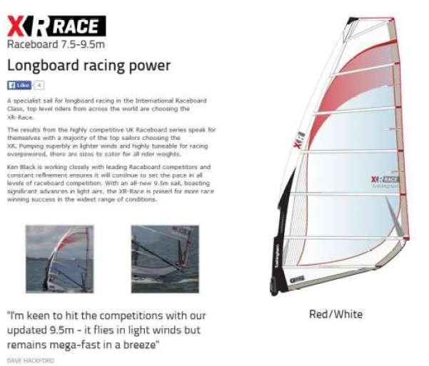 Tushingham XR Race