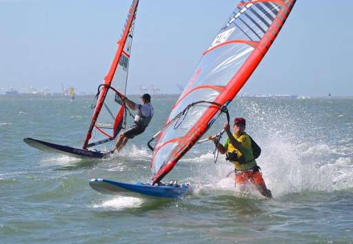 Alex Rouys … ou la passion de la glisse sous toutes ses formes et si possible à 200 à l'heure.