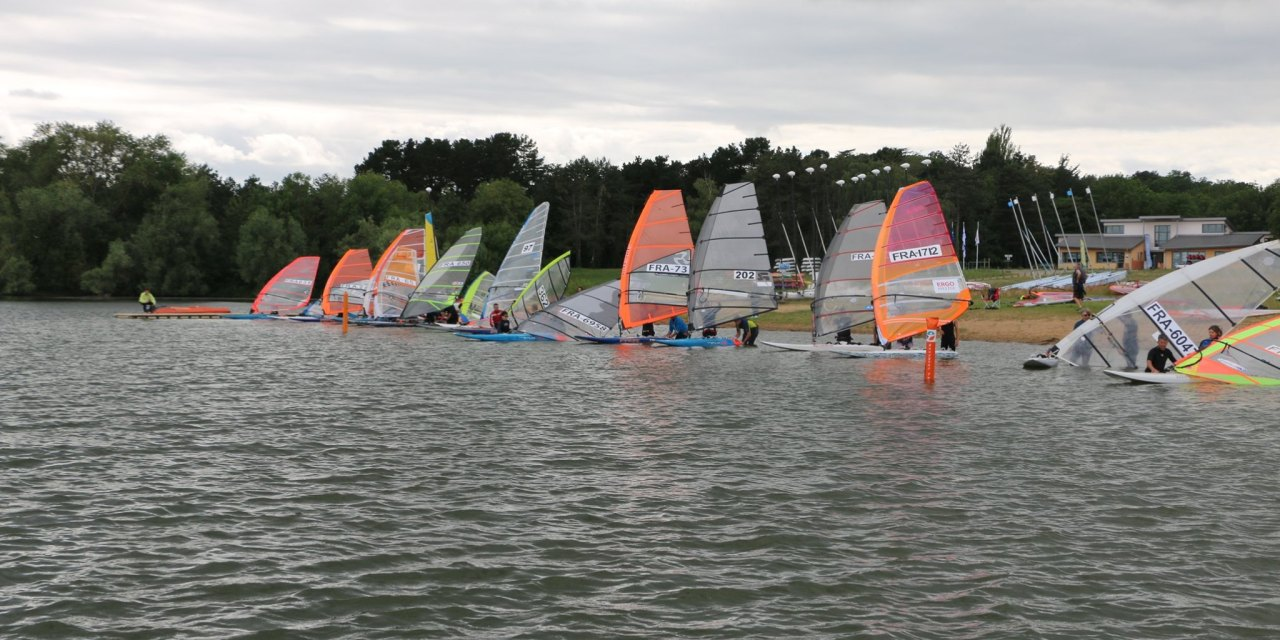 Coupe nationale Raceboard par Equipe les 15 et 16 juin 2019 – FRA/SWICA Angers