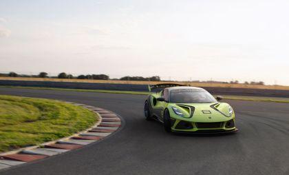 Lotus presents the Emira GT4