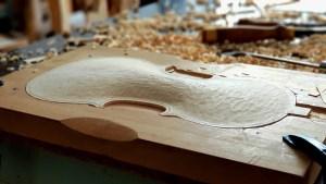 Fondo violin eduardo frances bruno luthier