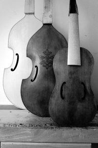 Varias viols eduardo frances bruno luthier