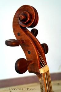 Voluta Montagnana 1740 eduardo frances bruno luthier