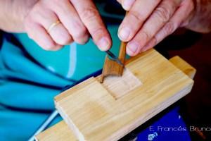classical viola bow making head eduardo frances bruno luthier