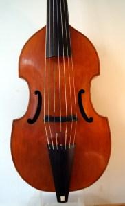 Eduardo Frances Bruno Luthier Colichon 1683