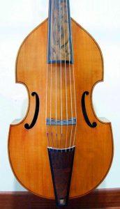 Eduardo Frances Bruno Luthier Colichon 1693