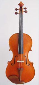 Eduardo Frances Bruno luthier Viola Mantegazza 1793