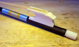 Eduardo frances bruno luthier classical cello bow john dodd nut