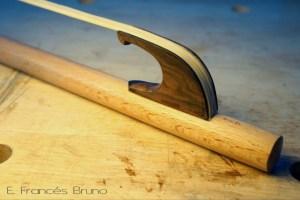 Eduardo frances bruno luthier renaissance bass viol bow nut