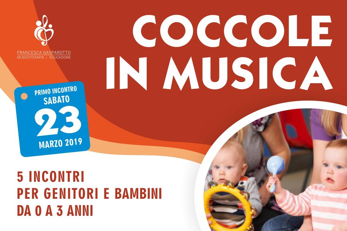 """Corso """"Coccole in musica"""" - Francesca Gasparotto"""