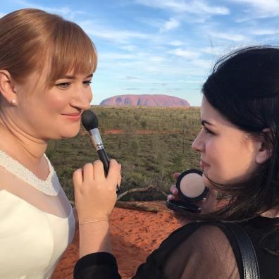 makeup artist perth