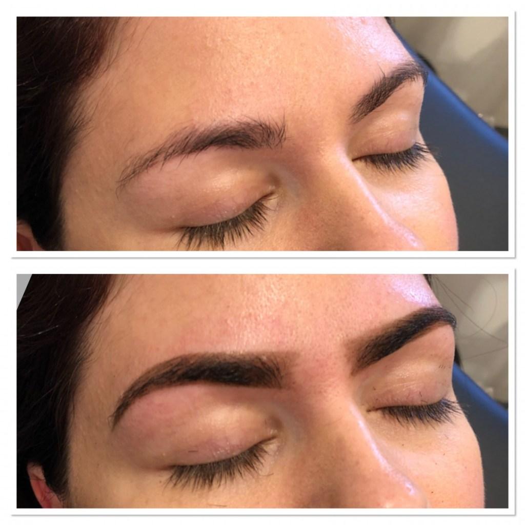 best eyebrow stylist perth