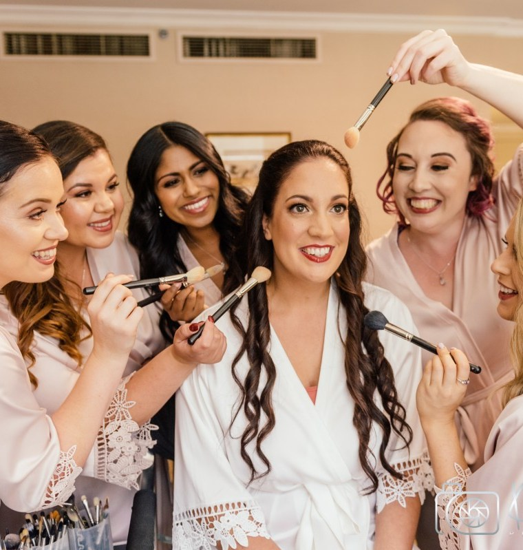 Wedding Makeup Schedule