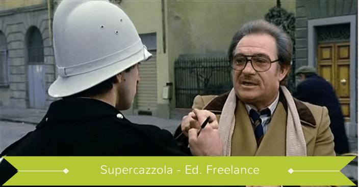Freelance e supercazzola