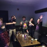 WP Friends @ Karaoke night